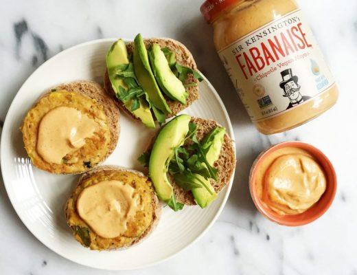 Almond Butter & Jelly Breakfast Bars
