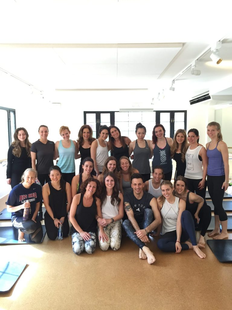 barre3 west village family!