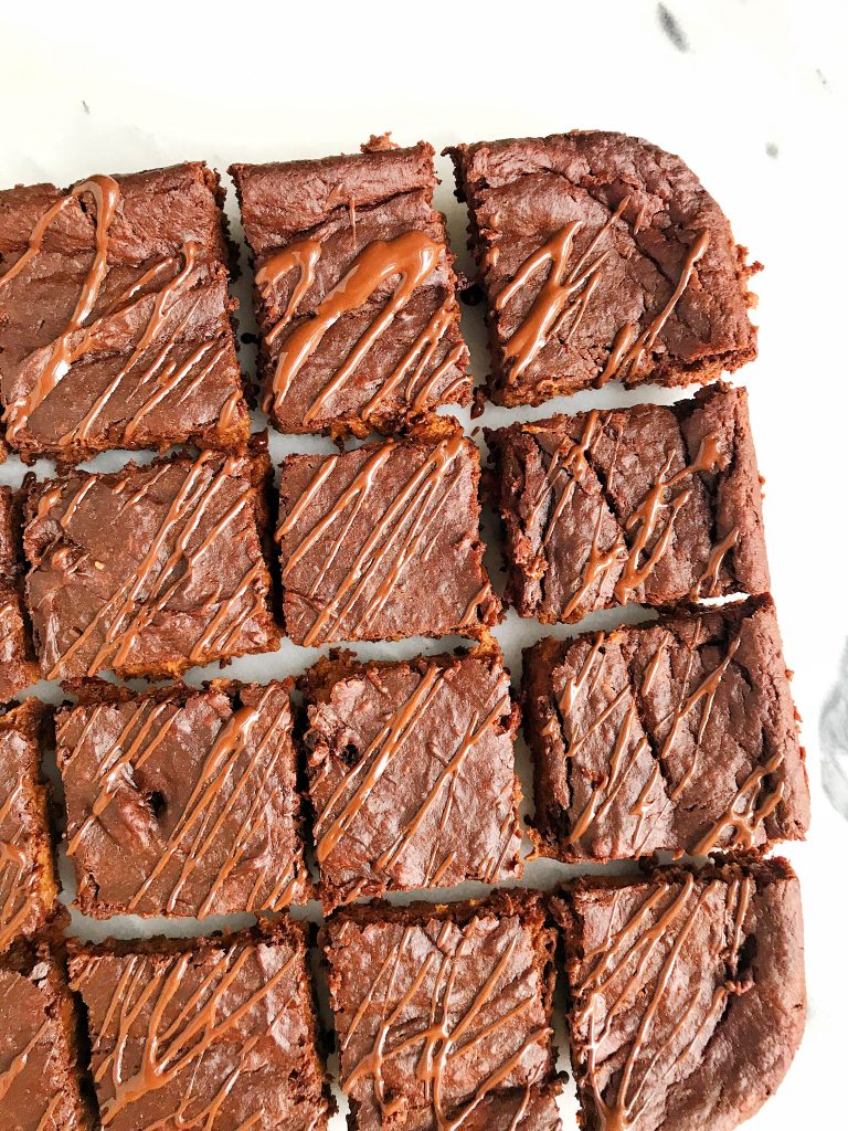 Epic Sweet Potato Brownies for an easy and delicious grain, dairy and gluten-free brownie recipe!