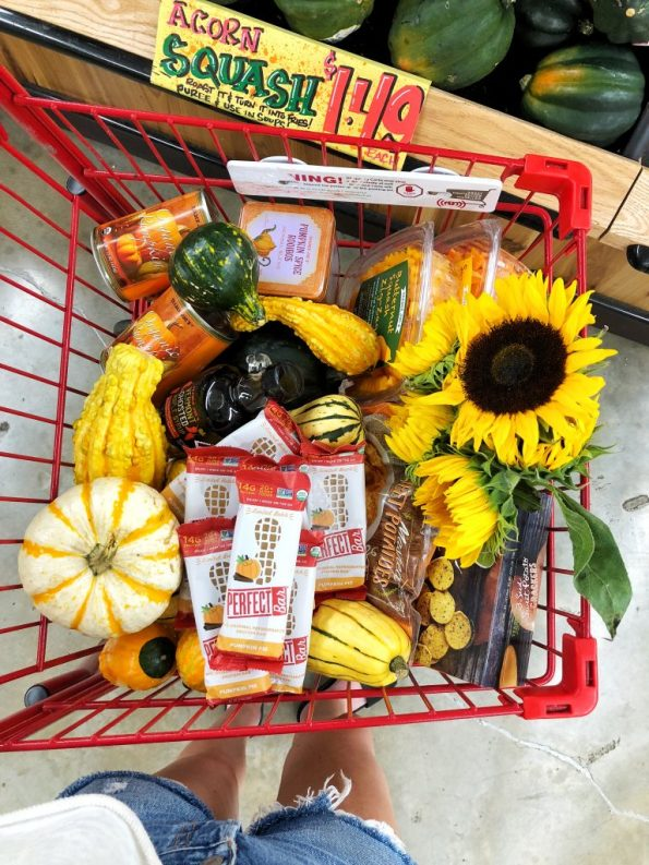 Sharing My Favorite Healthy Fall Products from Trader Joe's!