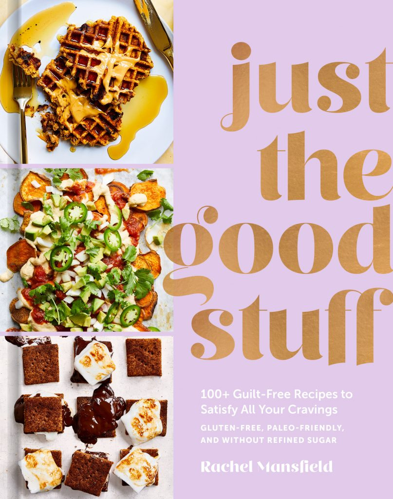 COOKBOOK: Just the Good Stuff