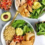 20-minute Homemade Paleo Burrito Bowls
