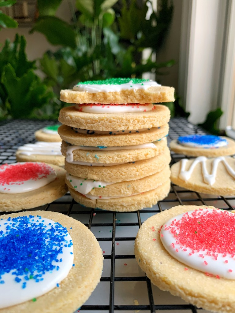 Healthy Classic Sugar Cookie Cut Outs