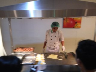 Egg Station ! mau orak arik, omelet, dadar, bisaa #newmontbootcamp
