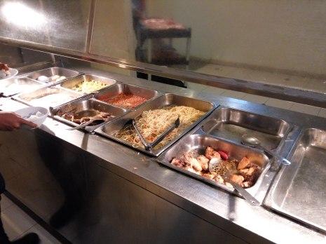 ini buffet ala londho #newmontbootcamp