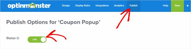 cara membuat kupon popup di wordpress