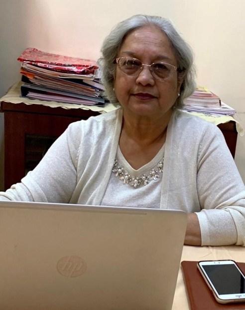 SUSHMITA BAGCHI, MUMBAI