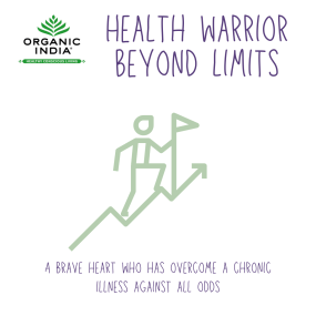 Organic India Warrior