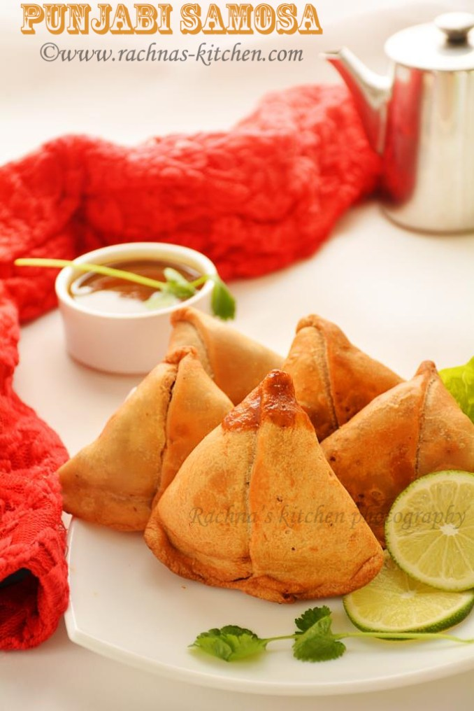 Punjabi Samosa Recipe, How to make aloo samosa with video
