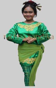 Baju Tari Sekapur Sirih dan Baju tari tradisional lainnya di rachnasandika.com