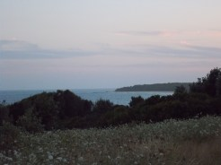 Pedro's Point from the headland