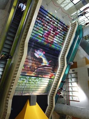 Pixar 25 Years Of Animation exhibition  Hong Kong