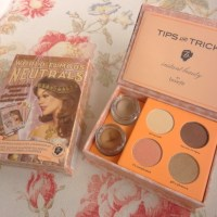 Benefit World Famous Neutrals, Most Glamorous Nudes eye palette review