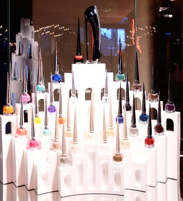 Christian Louboutin nail polish launches in Hong Kong