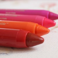 Revlon ColorBurst Balm Stains in Romantic, Sweetheart, Lovesick and Rendezvous review