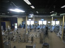 Overview of Workout Floor