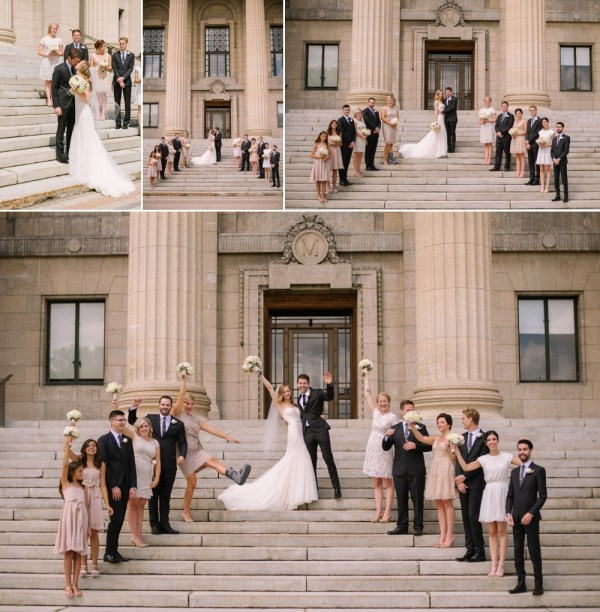 Winnipeg Art Gallery and Weddings