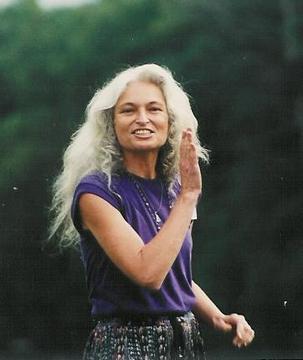 Jeannine Parvati Baker