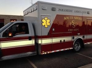 SSFD Ambulance