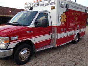 Remount Ambulance in Service