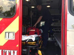 SSFD Remount Ambulance
