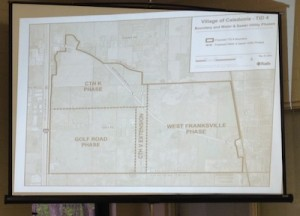 Caledonia proposed TIF district