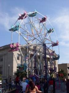 POTP - Ferris wheel