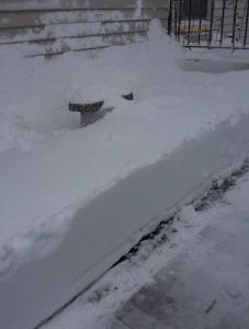 Sturtevant Feb 1 2015 Blizzard