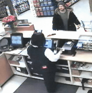 Caledonia PD Pick 'n Save Theft 2
