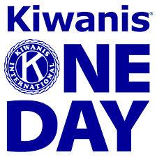 Kiwanis One Day logo