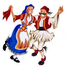 Greek fest art