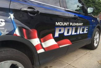 Mount Pleasant Police Car