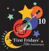 First Fridays - 10th anniv  2015