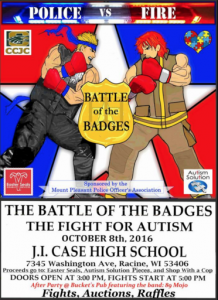 2016 Battle of the Badges