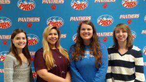 Park High School SCJ Scholarship Recipients