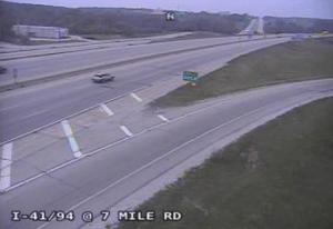 7-Mile Road Exit I-94