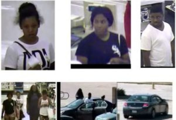 Suspects sought in credit card clone scam