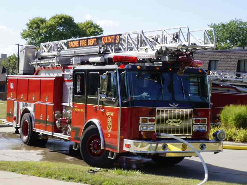 Racine Fire Department, Arson