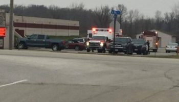 A man died from a self-inflicted gun shot wound at Shooter's Sports Center.