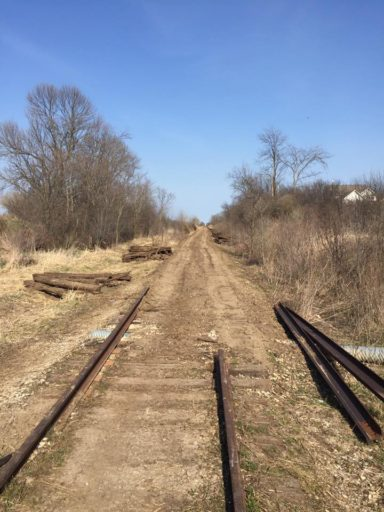 Rails to Trails Union Grove