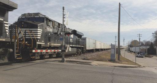 Railroad closures expected