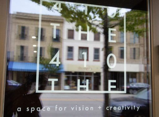 The Offices at 410 Main partners with Racine County Eye