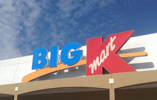 Racine Kmart to close