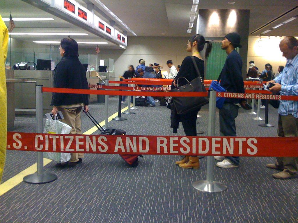 undocumented people