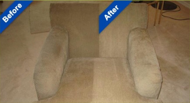 ECO Upholstery LLC Green Cleaning