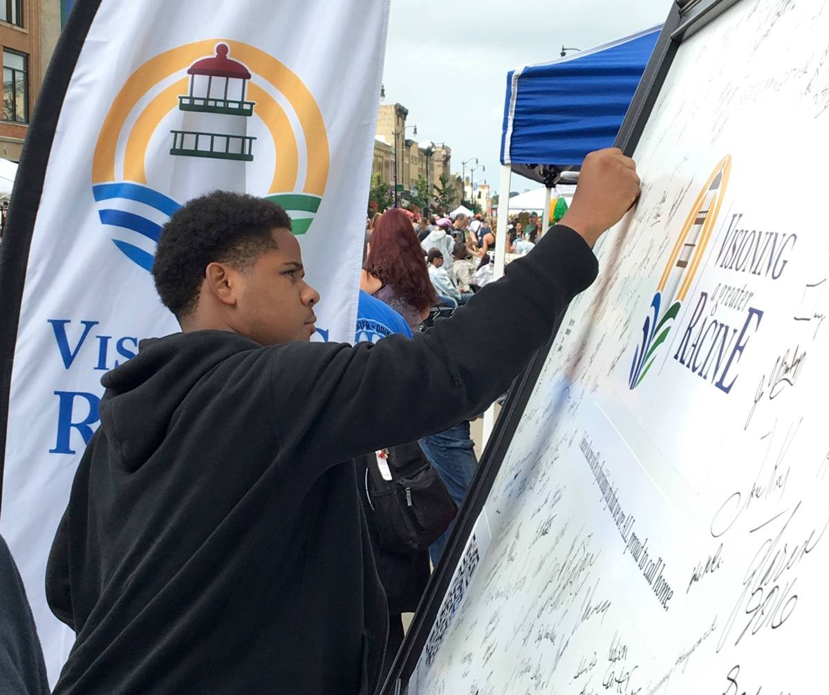 Visioning a Greater Racine?