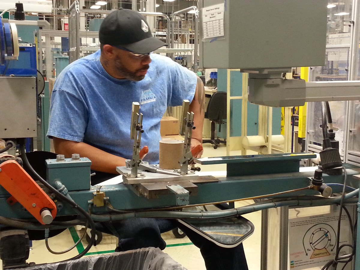 Why Racine Can't Manufacture It's Way Out of This Economy