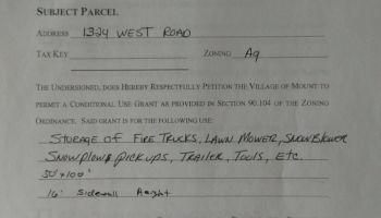 permit violations