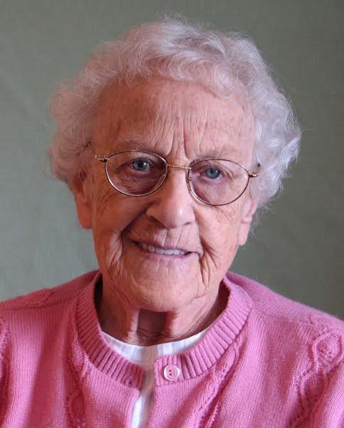 Sr. Oda Marie DeGroot