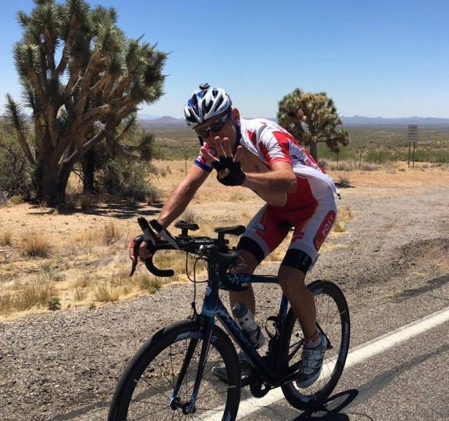 Race Across America Andy Christensen
